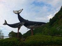 クジラモニュメント.JPG