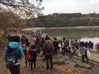 池の水抜く3.JPG